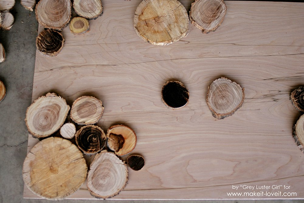 Make Your Own Wood Slice Backdrop (6)
