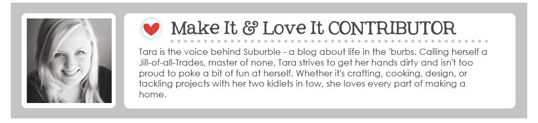 blog contributor Tara