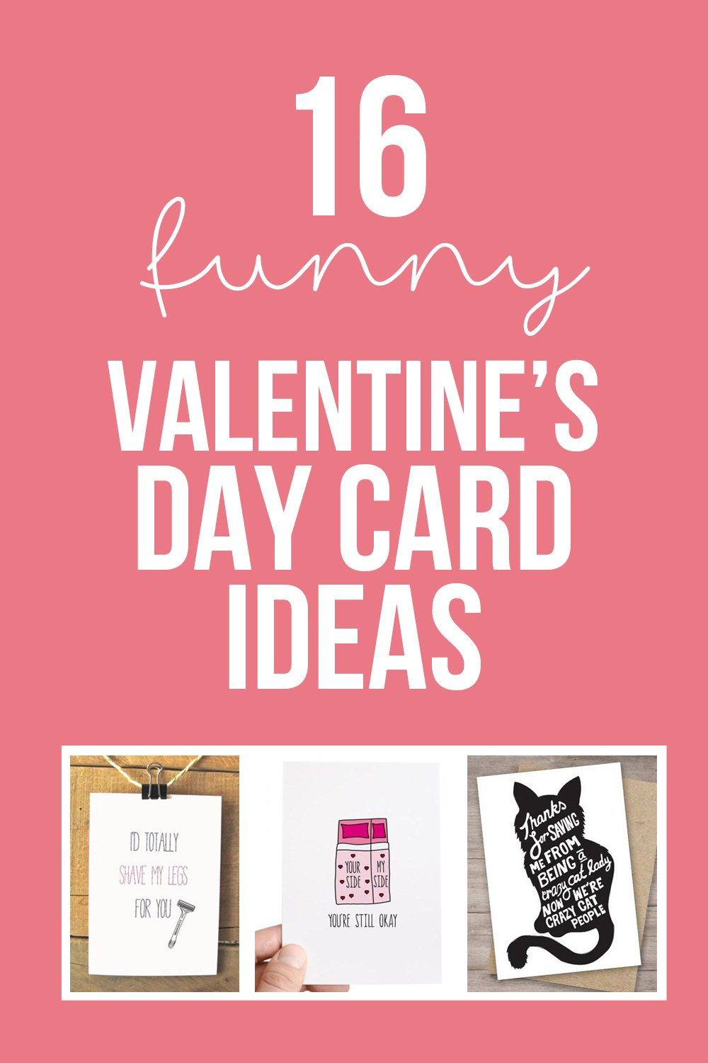 16 funny valentines day cards poems make it and love it