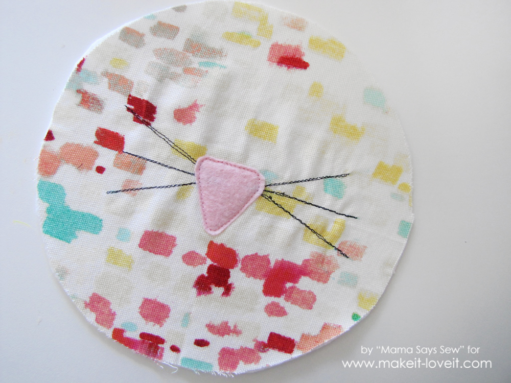 Easy bunny purse tutorial - perfect for Easter (13)