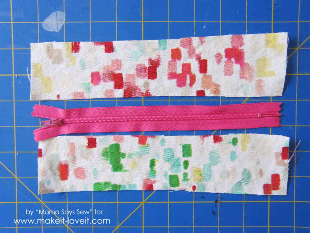 Easy bunny purse tutorial - perfect for Easter (3)