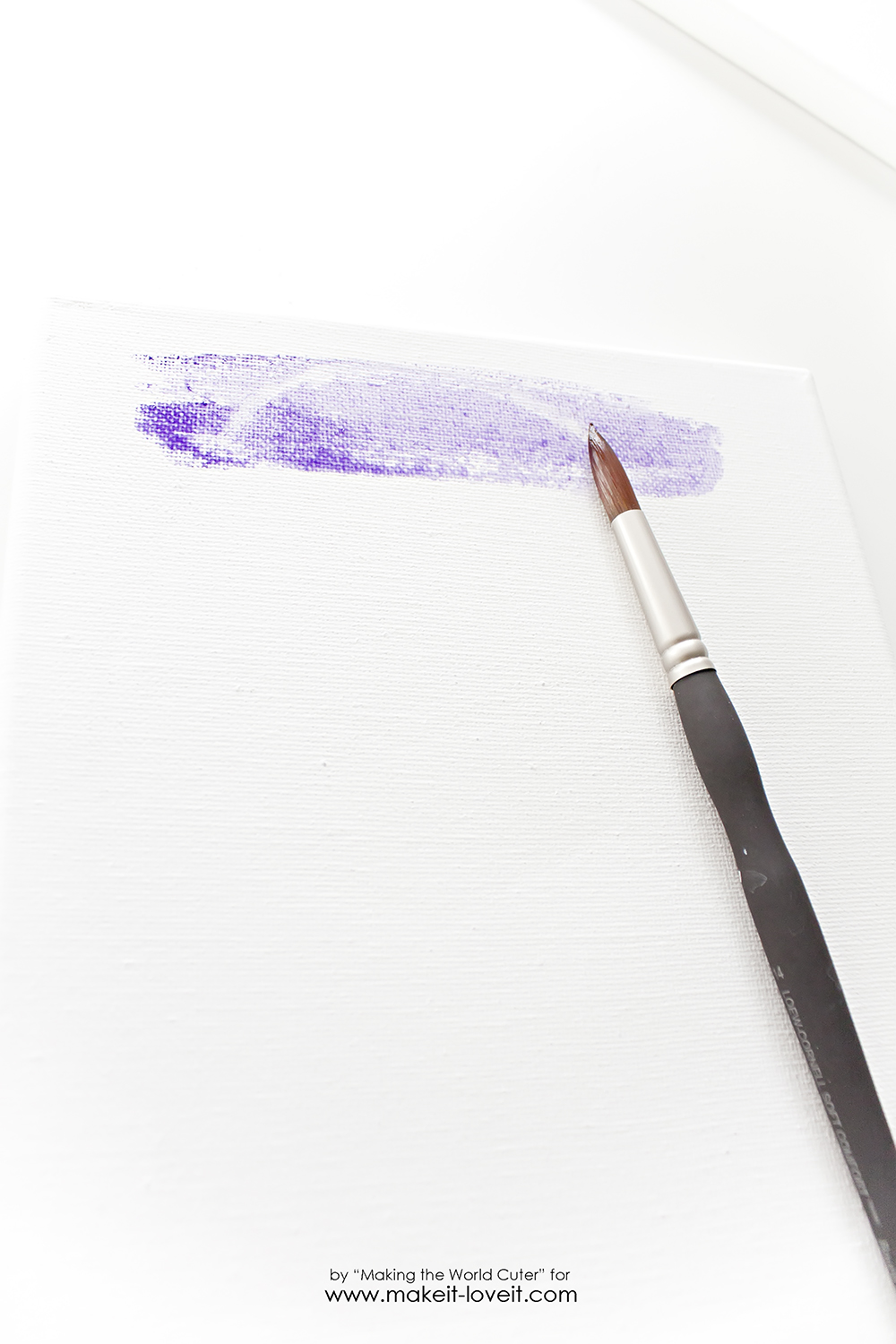 Watercolor resist easter egg canvases (4)