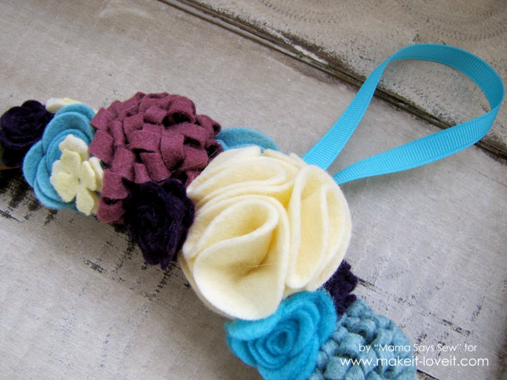 Make your own butterfly mobile or dreamcatcher (10)