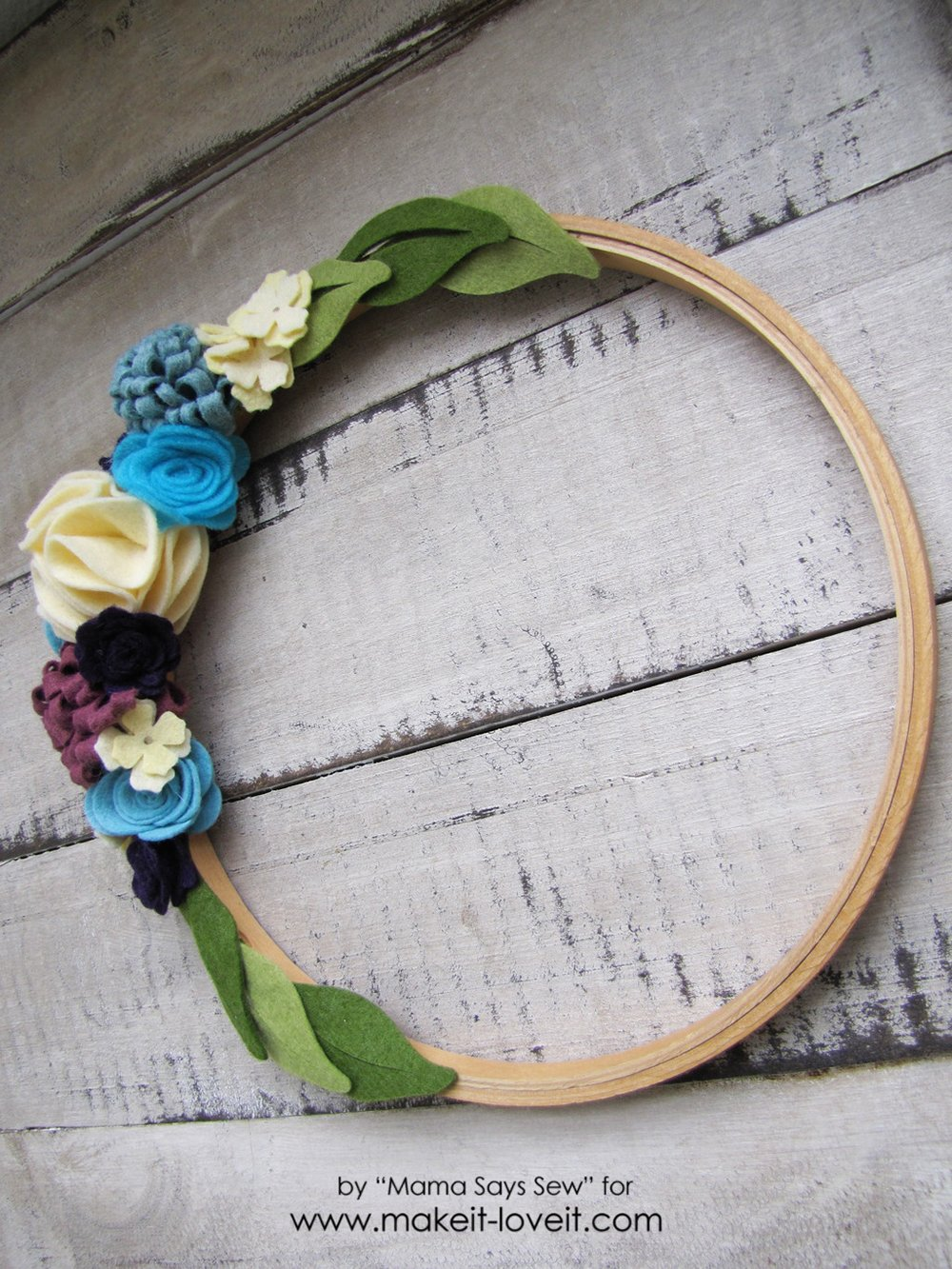 Make your own butterfly mobile or dreamcatcher (2)