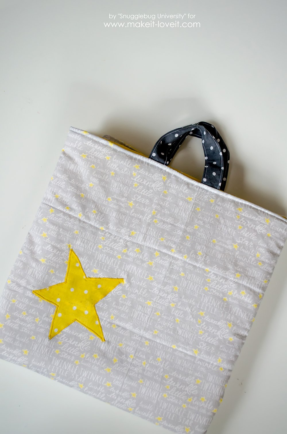 easy to make baby travel quilt (25)