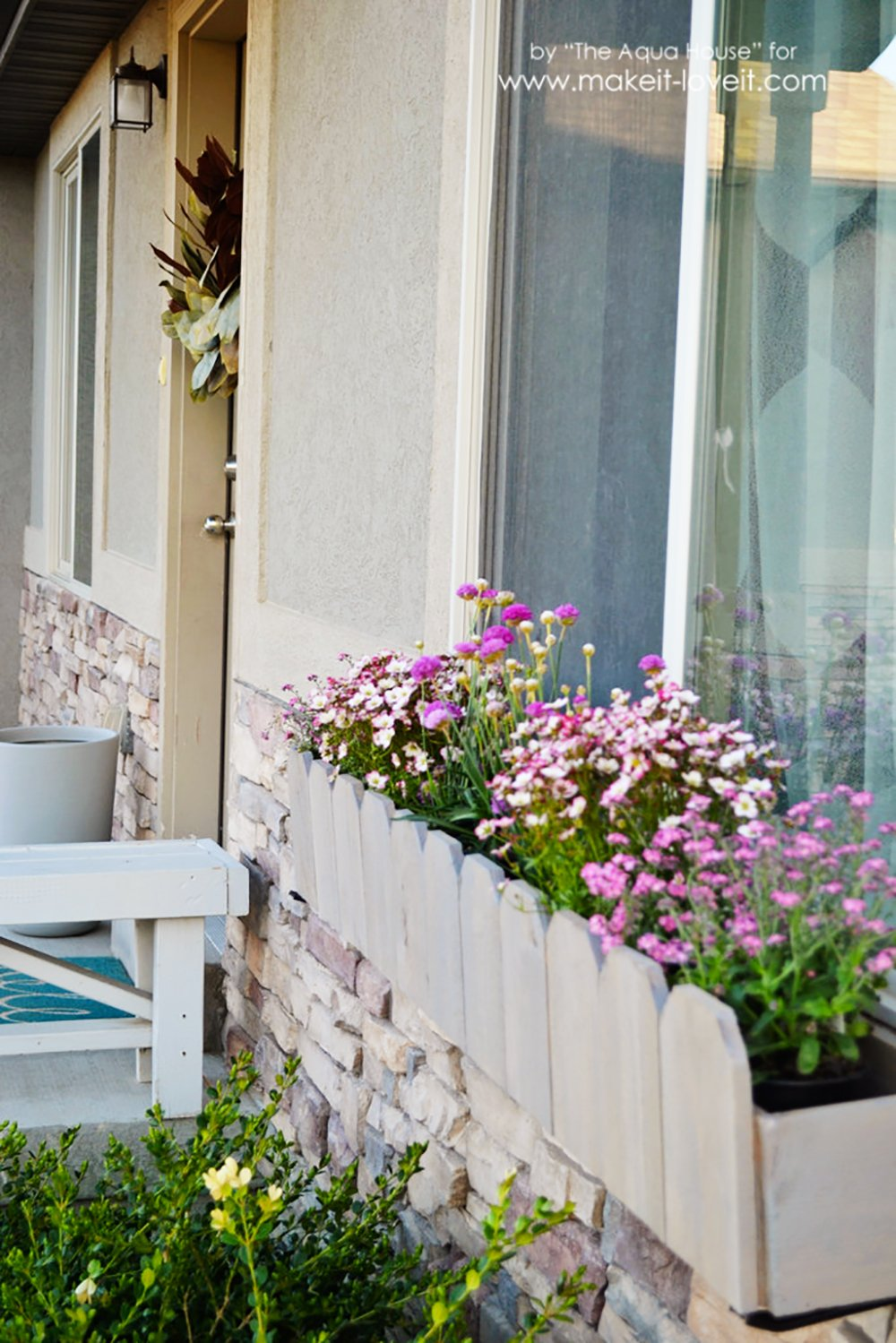 Diy Window Flower Boxes Make It And Love It