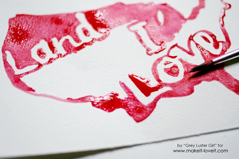 EASY watercolor typography (10)