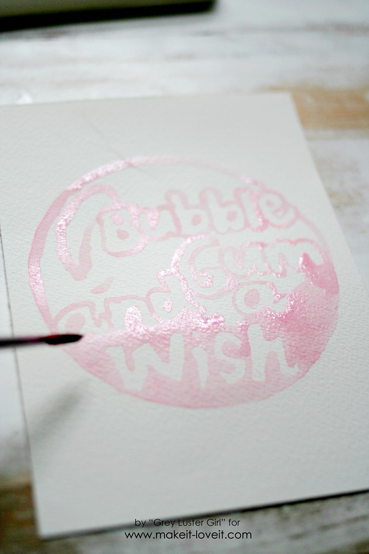 EASY watercolor typography (13)