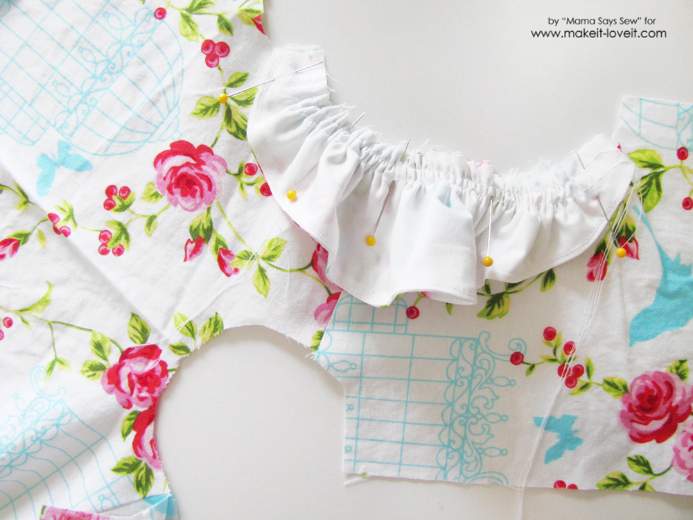 how to alter a pattern to add flutter sleeves (12)
