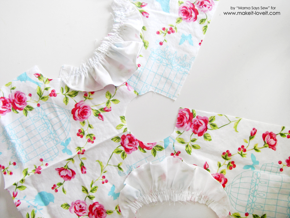how to alter a pattern to add flutter sleeves (13)