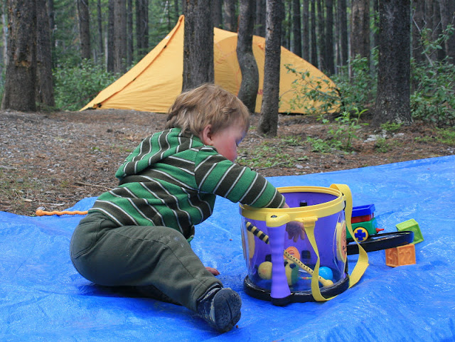 Camping with kids 21