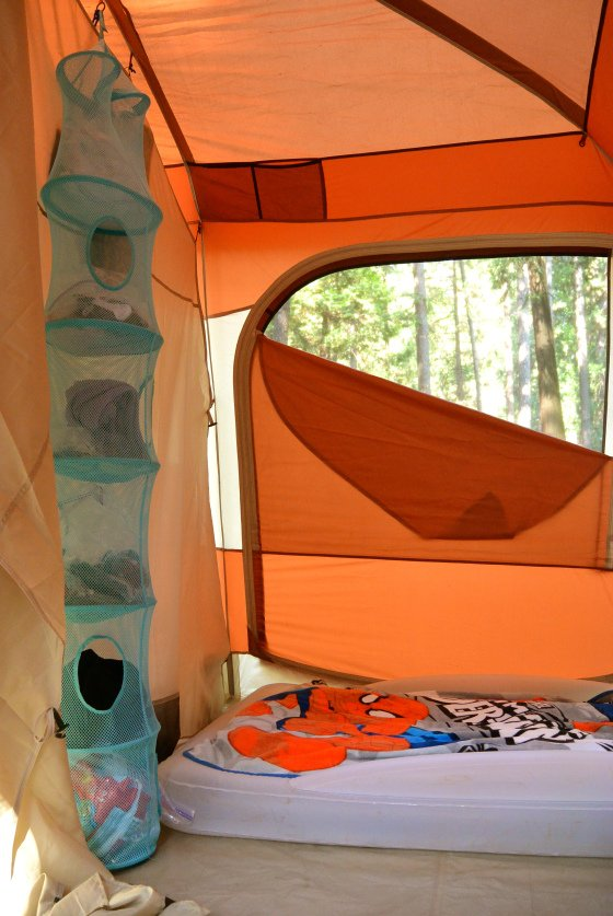Camping with kids 8