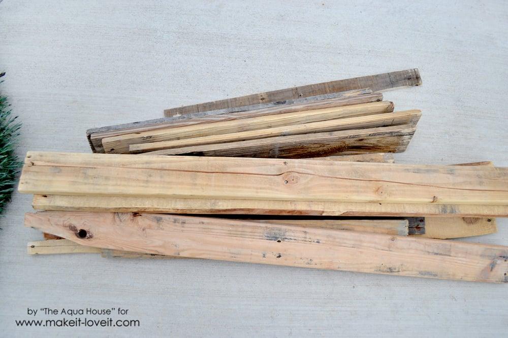 DIY Pallet spice rack (2)