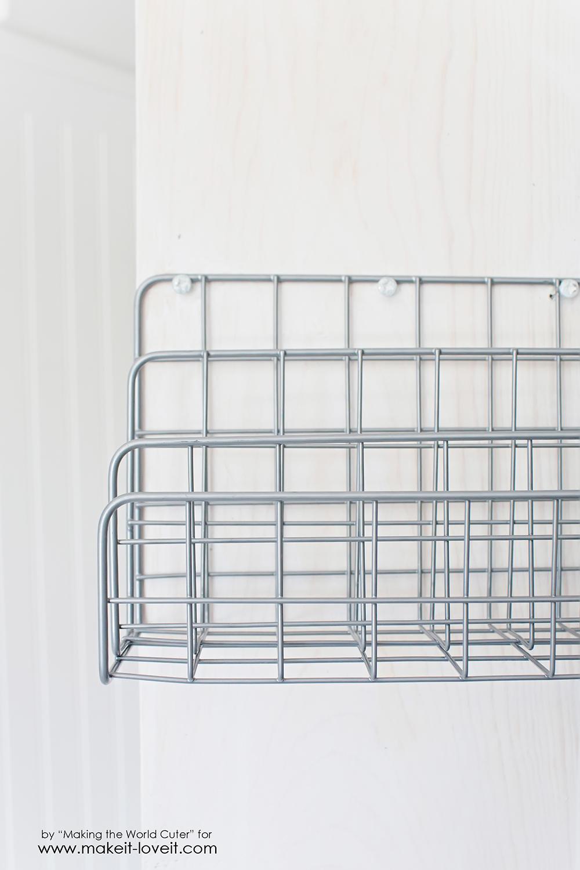 Easy DIY craft cart tutorial (12)