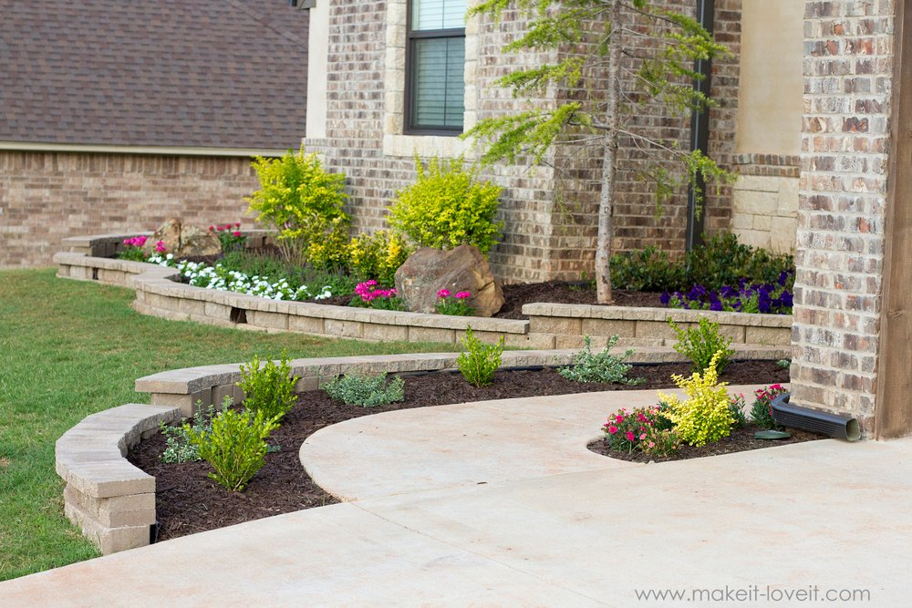 Popular How To Landscape & Hardscape a Front Yard (from our experience  LQ25