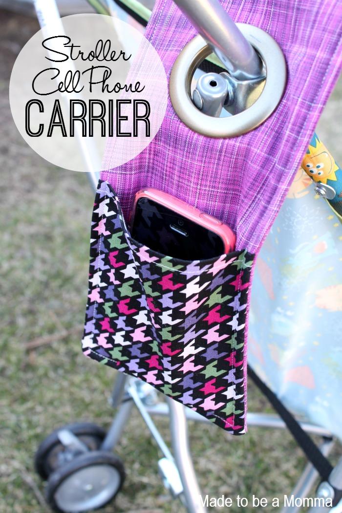 Stroller-Cell-Phone-Carrier