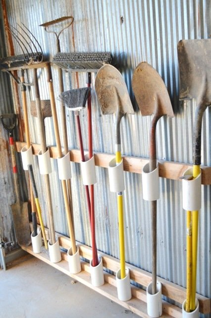 wall garage tools power organizer are decorating your more the sports organizing with small that weekend balls out some make basic storage checking can diy a this you space projects for on ideas in