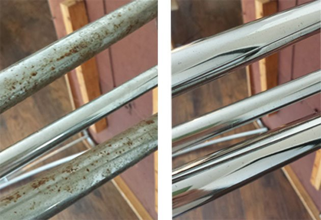 removing-rust-from-chrome-easy-diy-cheap