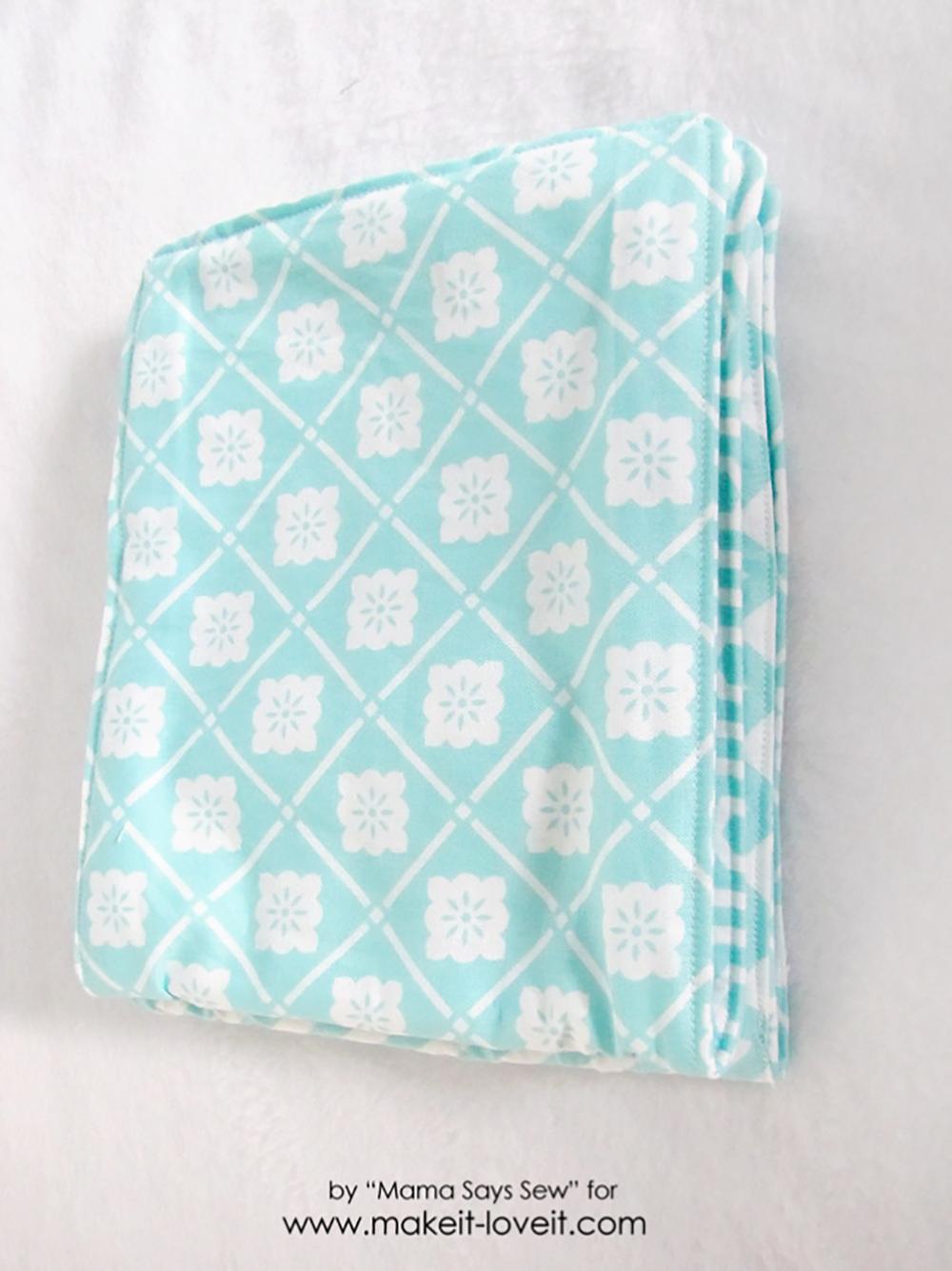 sew a fabric photo album (13)