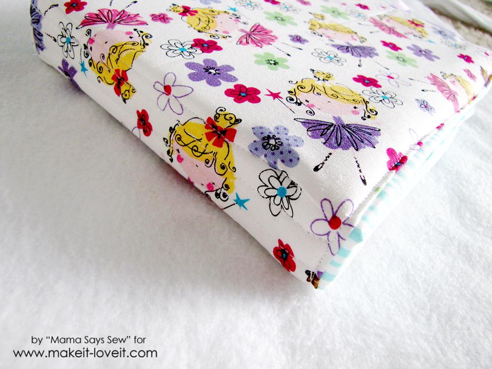 sew a fabric photo album (17)