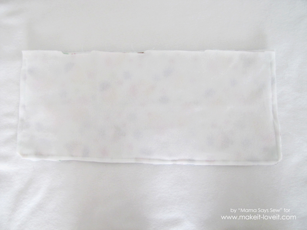 sew a fabric photo album (5)