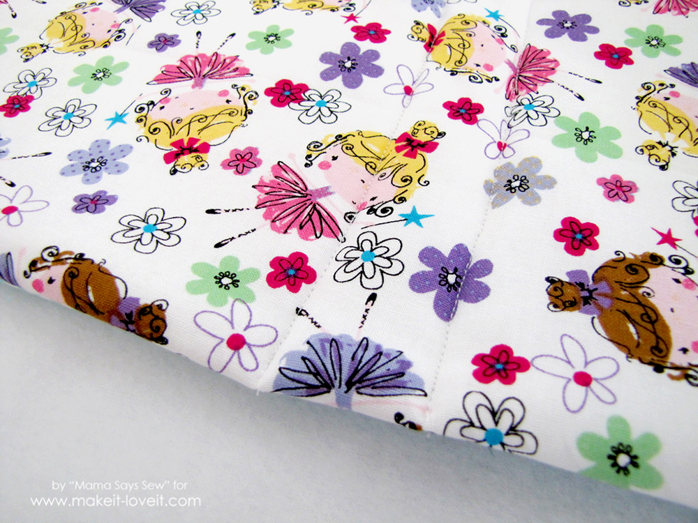 sew a fabric photo album (7)