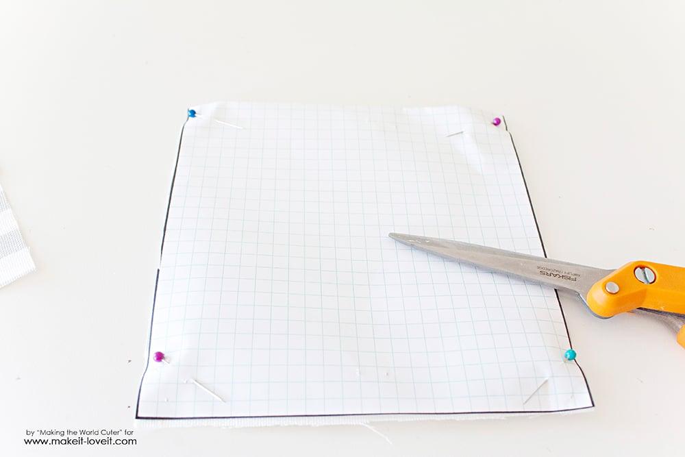 simple disney purse tutorial (4)