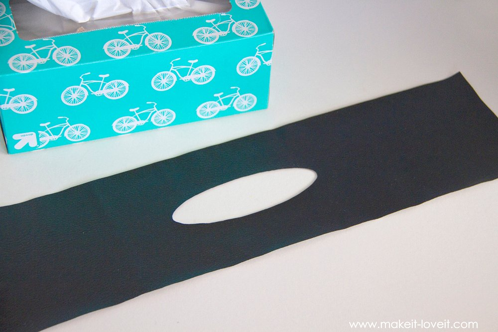 10 Minute Diy Hanging Tissue Box Holder For The Car