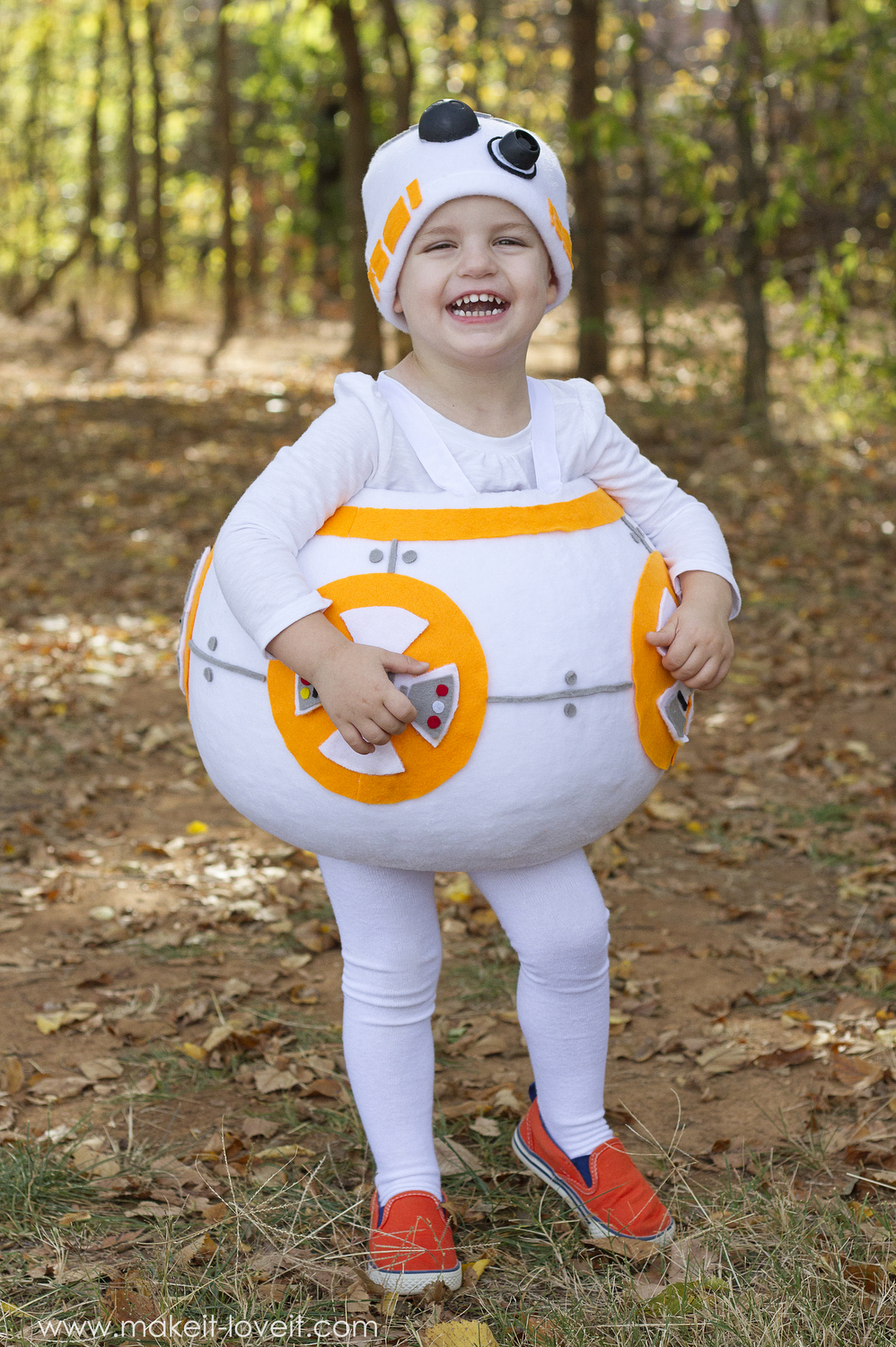 Make Star Wars Costume Love