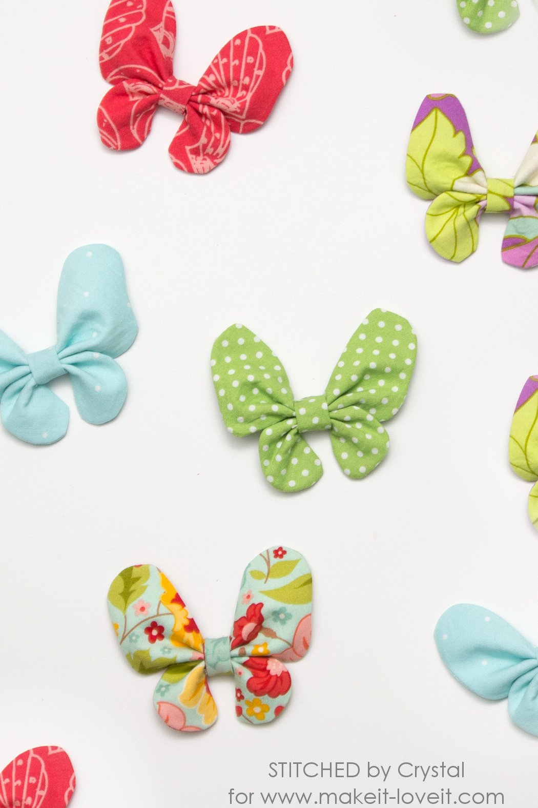 butterfly bow 6