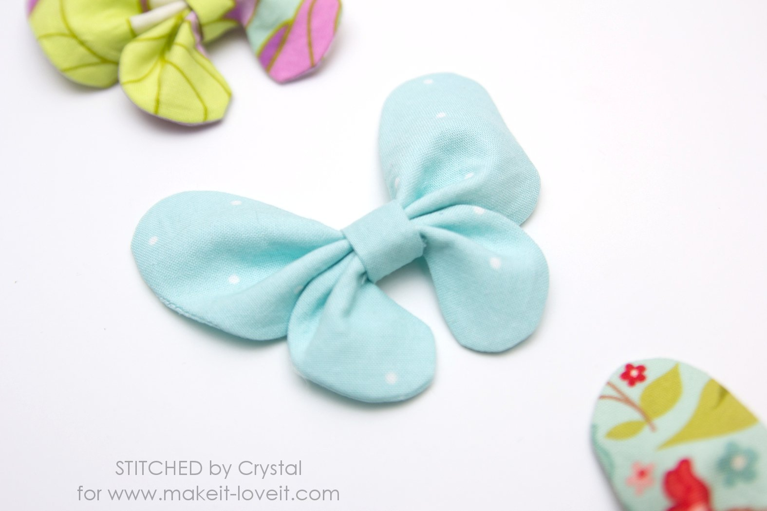 butterfly bow 9