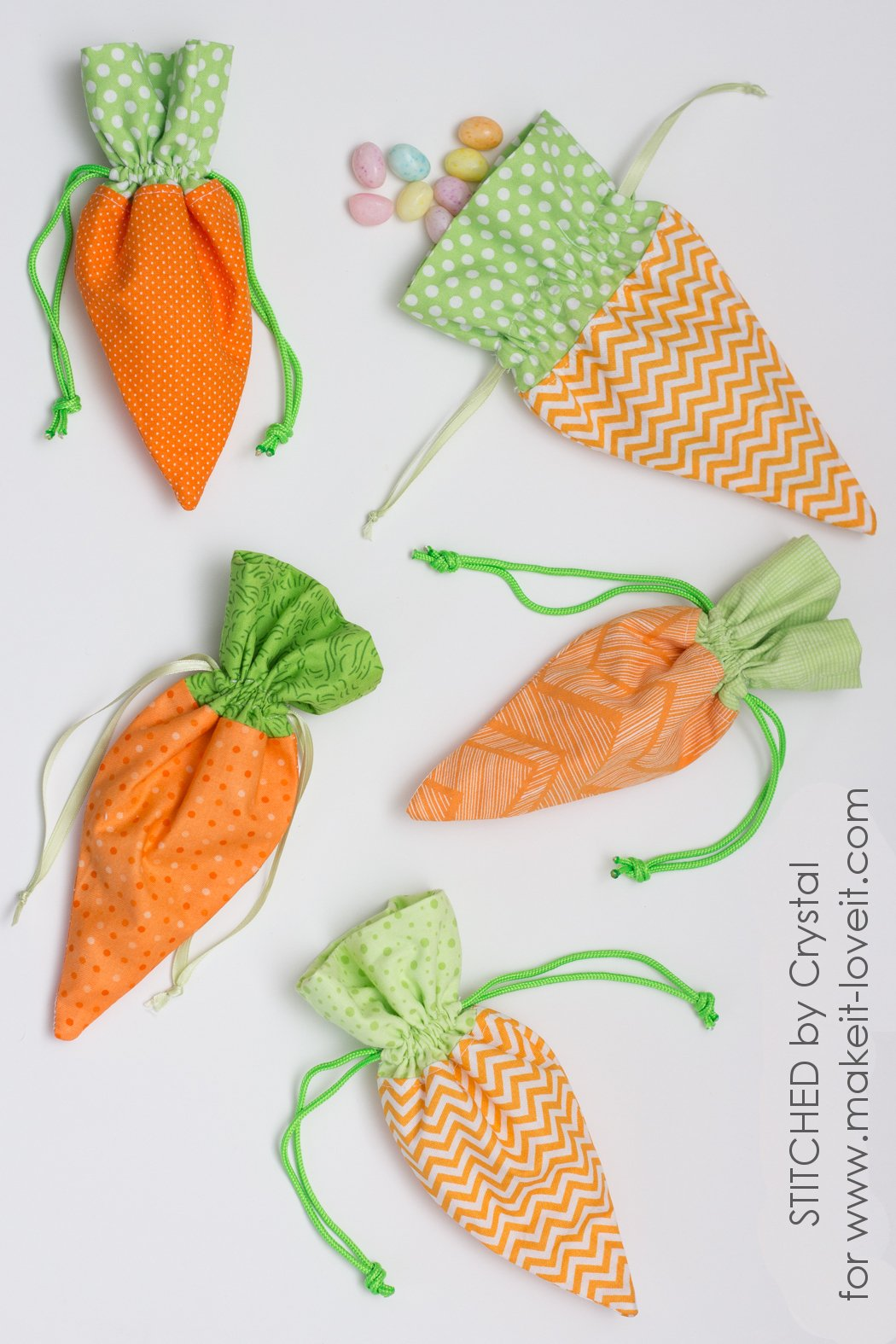 Sew a carrot treat bag for easter make it and love it sew a diy carrot treat bag for easter via makeit loveit negle Gallery