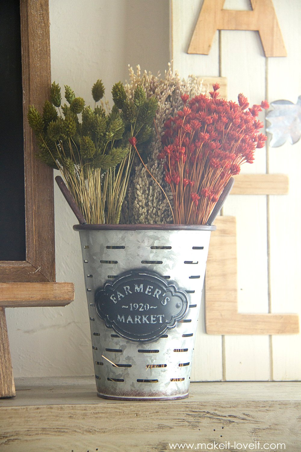 Some Fall Decor Inspiration (…I know, a little early!)