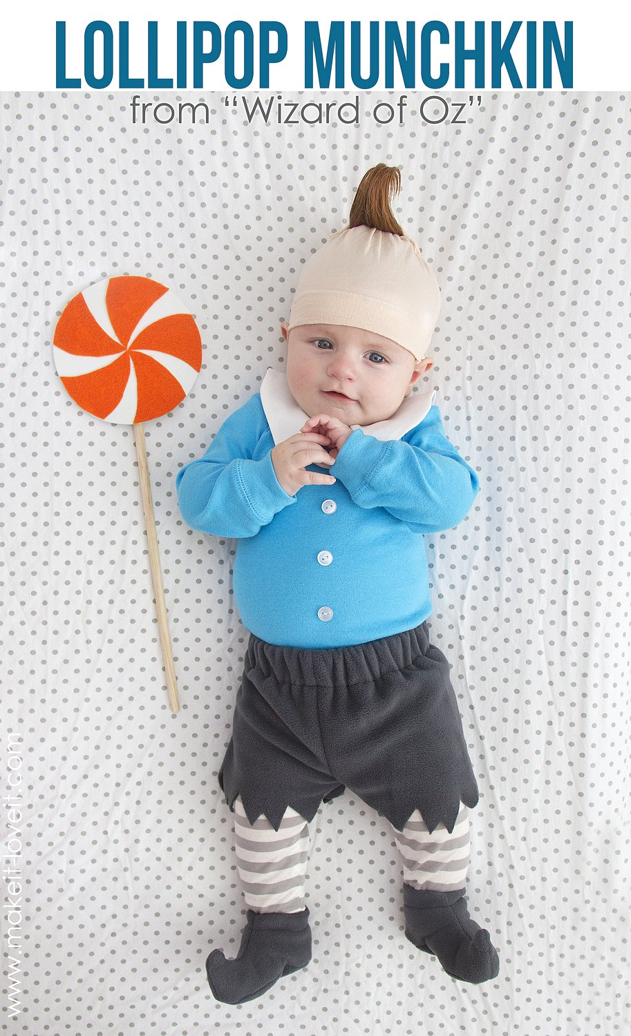Make a baby lamb costumea simple tutorial make it and love it save solutioingenieria Image collections