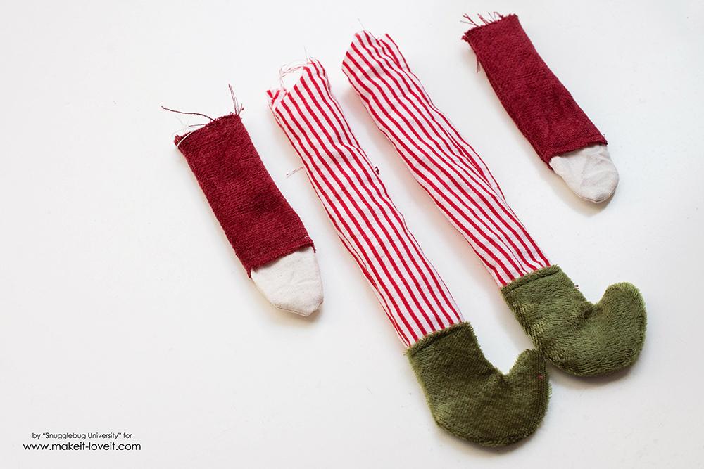Sew an Elf on a Shelf doll13
