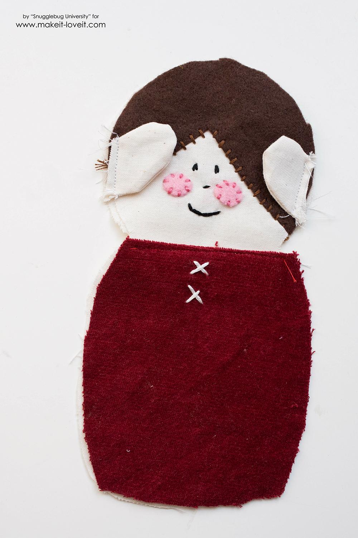 Sew an Elf on a Shelf doll16