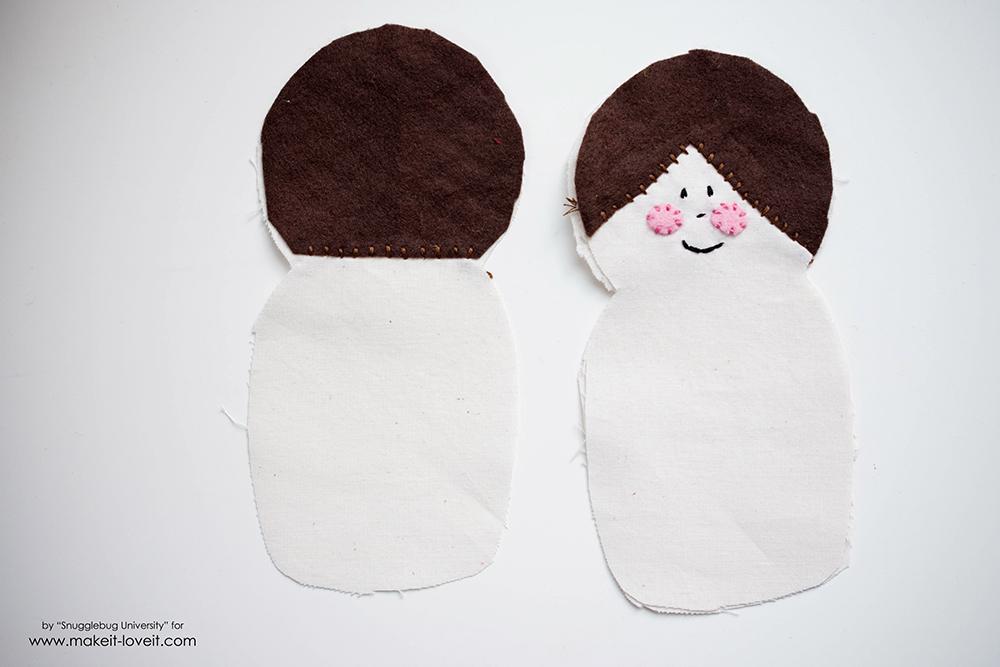 Sew an Elf on a Shelf doll3