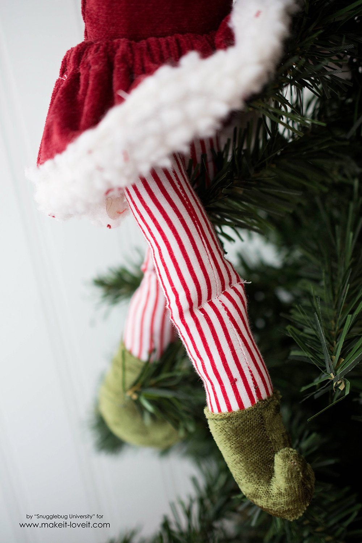 Sew an Elf on a Shelf doll30