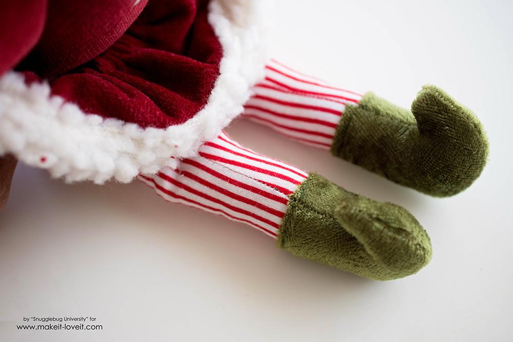 Sew an Elf on a Shelf doll34