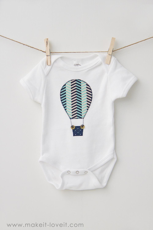 Simple Diy Baby Onesie Ideas Make It And Love
