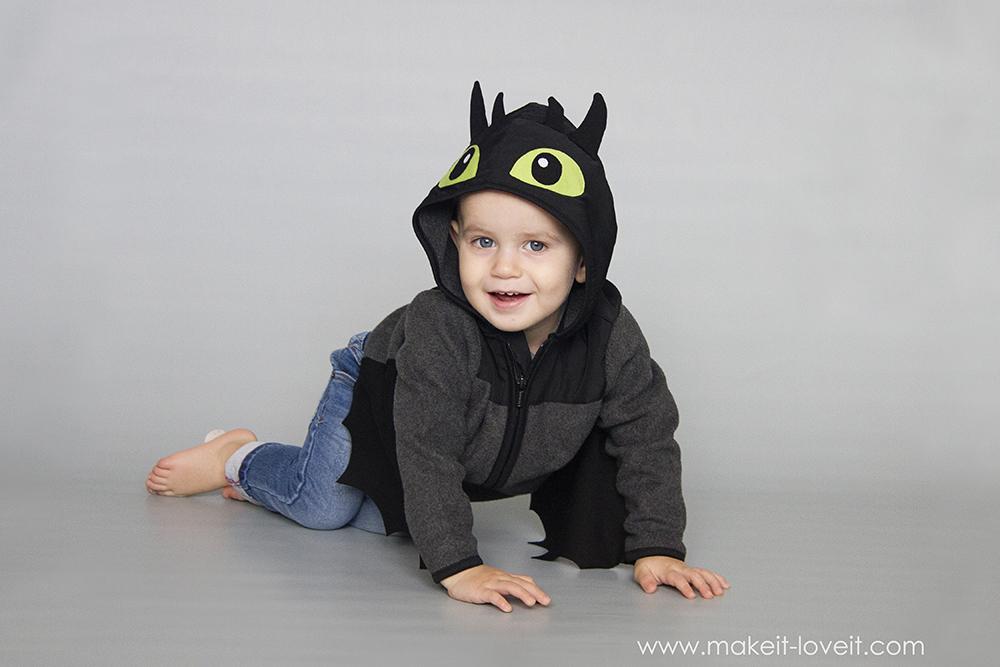 Diy toothless dragon hoodie 29