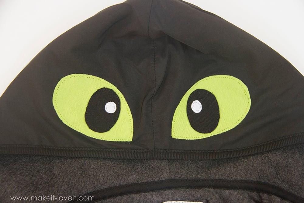 Diy toothless dragon hoodie 74