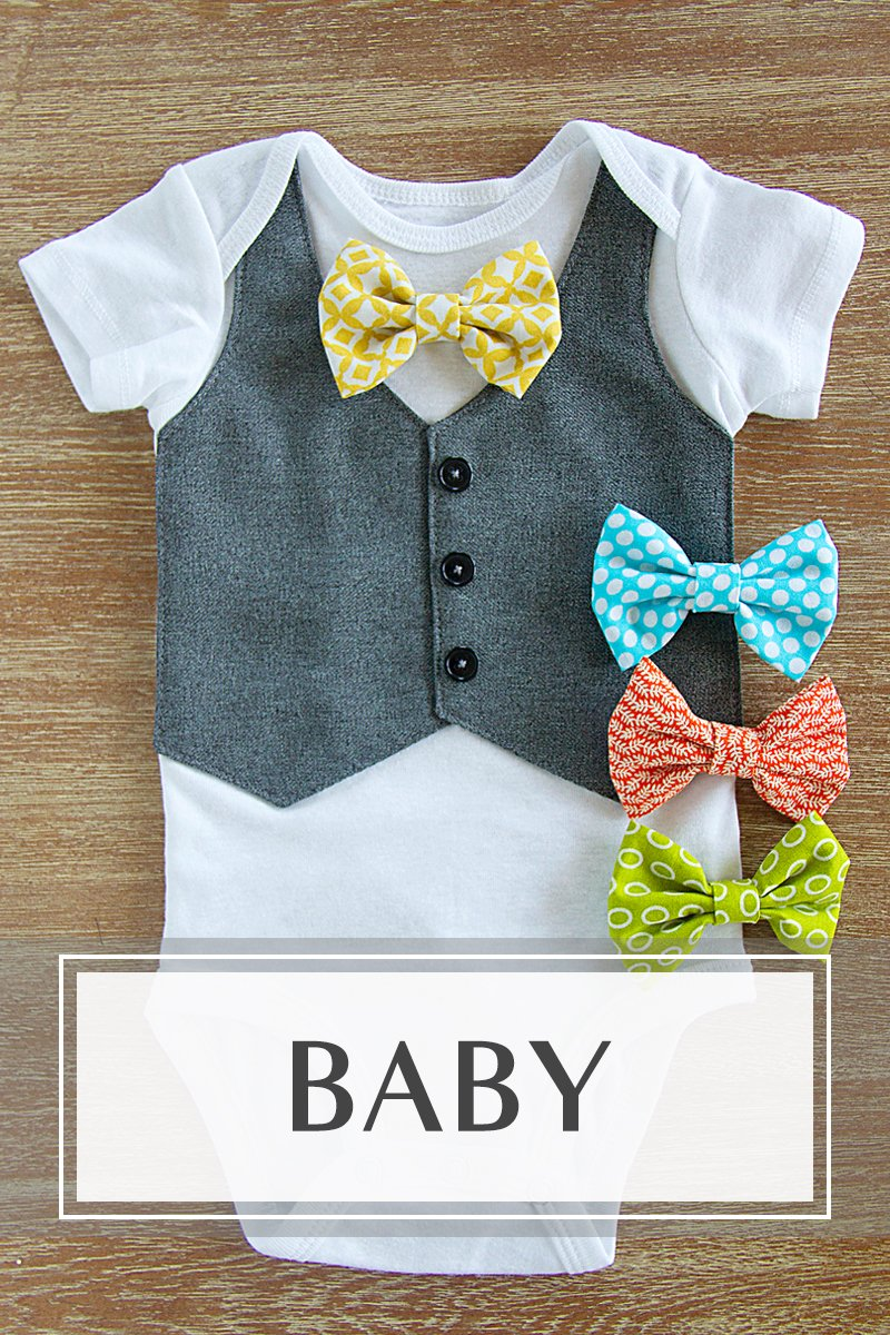 Baby clothing tutorials