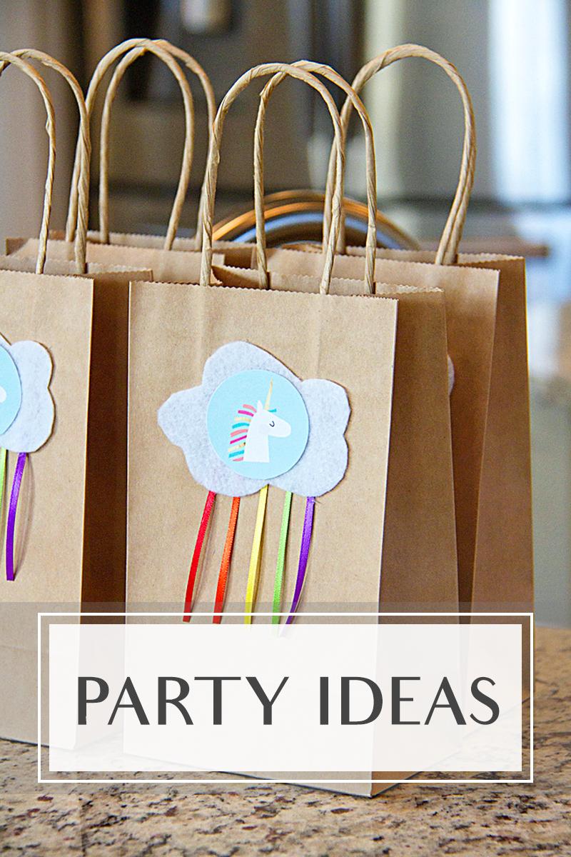 Diy crafting party ideas
