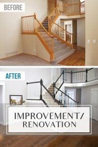 Diy home improvement / renovation