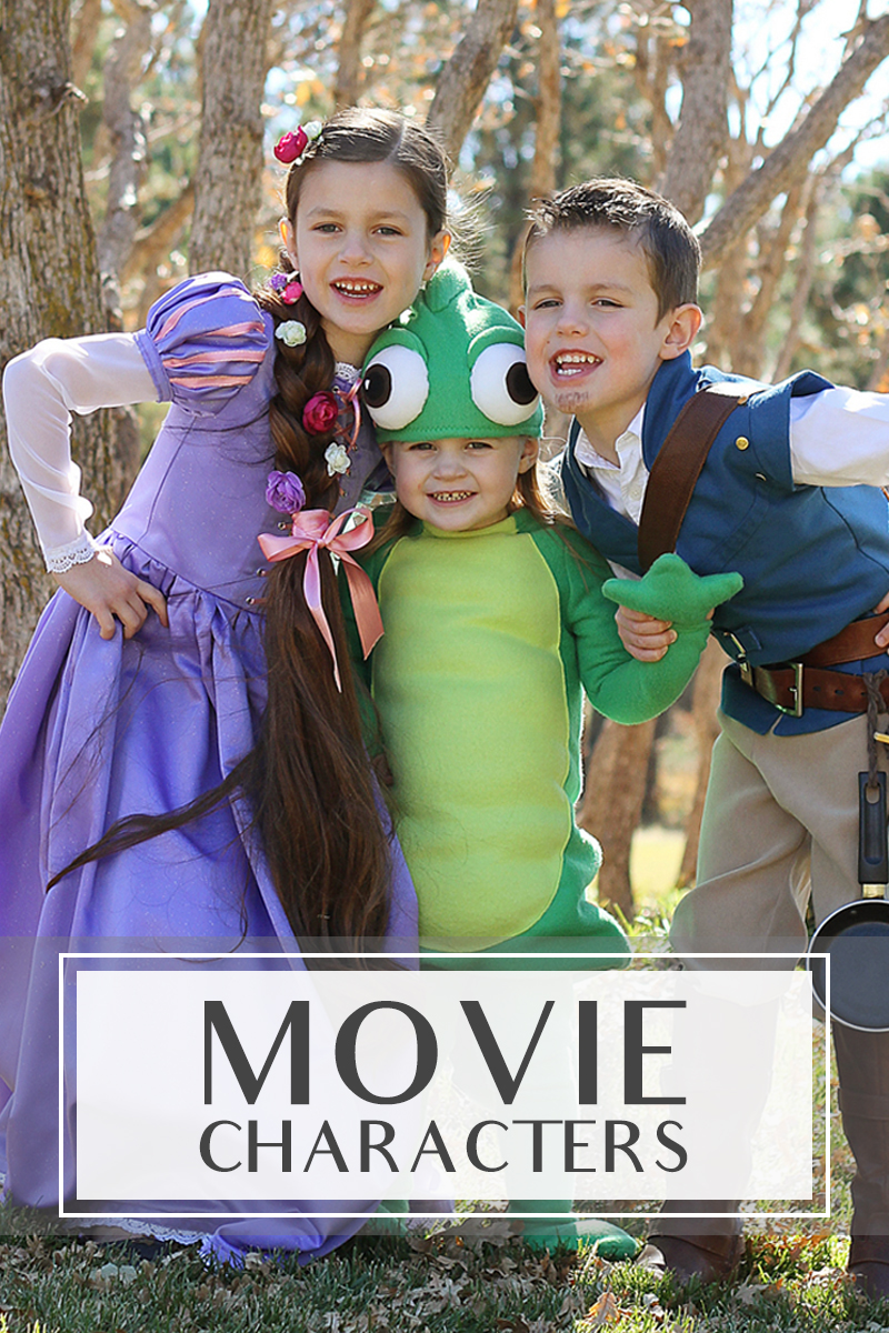 Diy movie character costumes 00