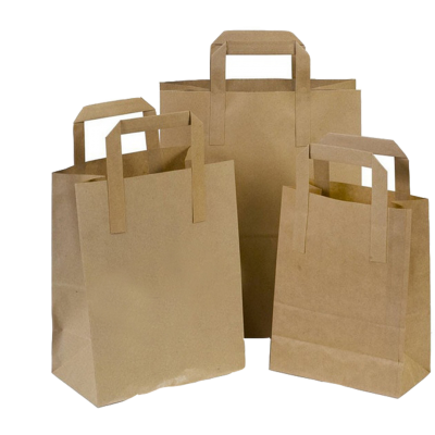 3 paper bags trimmed 1